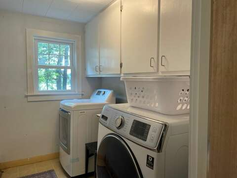 Laundry room - 46 Holly Point Road Centerville Cape Cod