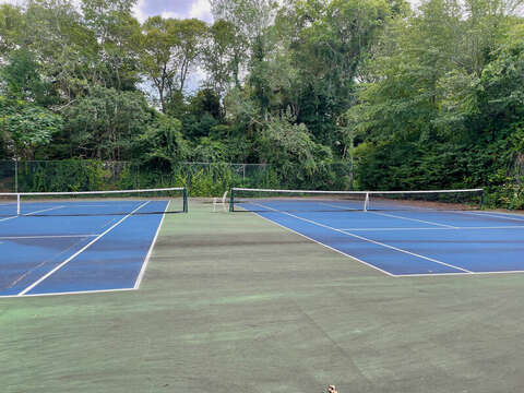 Access to community tennis down the street - 46 Holly Point Road Centerville Cape Cod