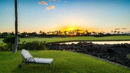 Gorgeous golf course and ocean views from Mauna Lani 9 - Hale Maluhia