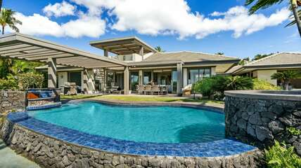 Welcome to your private oasis at the Mauna Lani resort