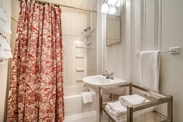 Guest Bathroom Shared