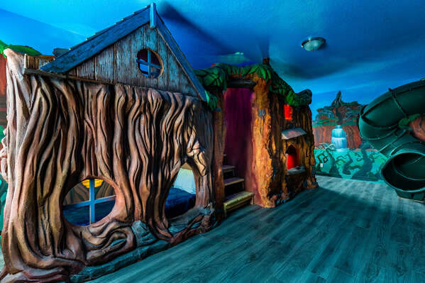 Enter this magical room where anything is possible!