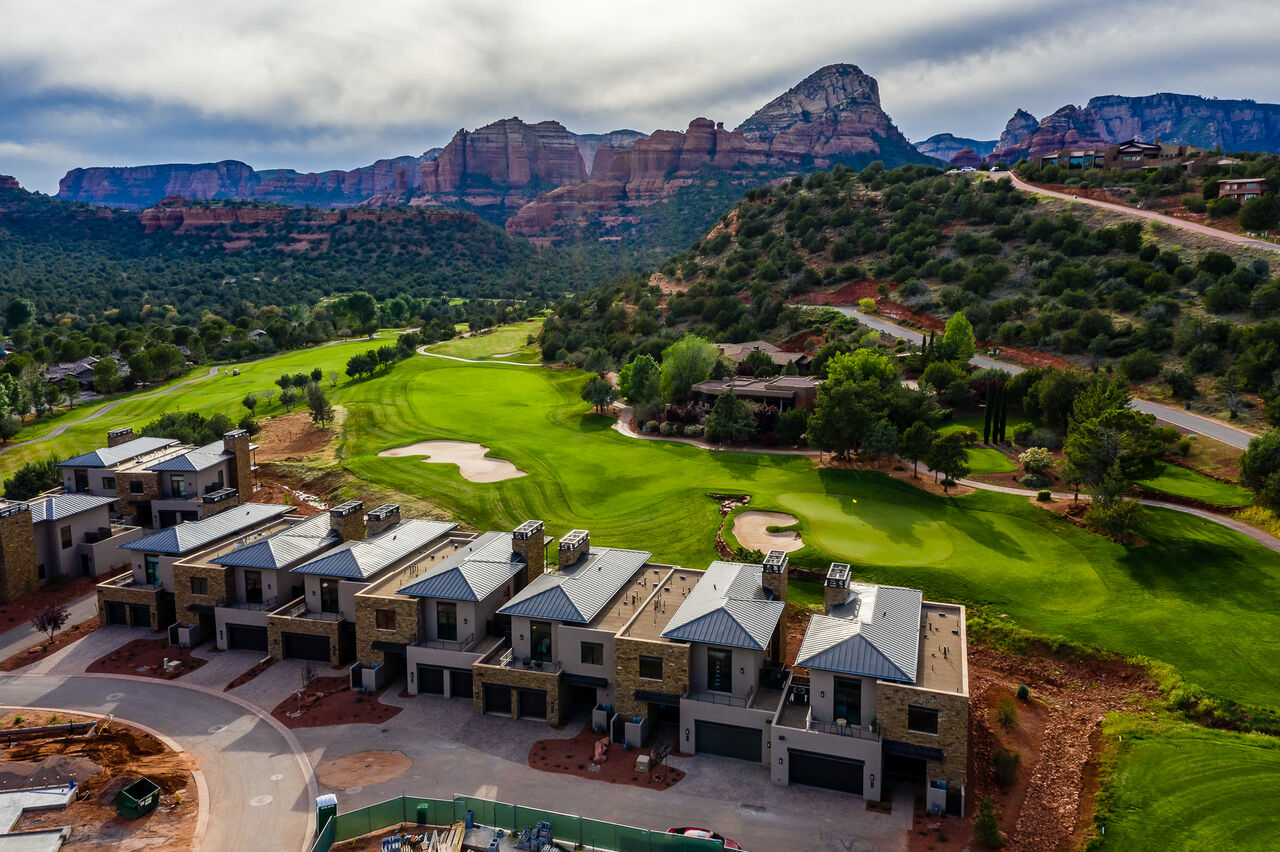 Brand New Luxury Townhome in the Exclusive Seven Canyons Golf Community