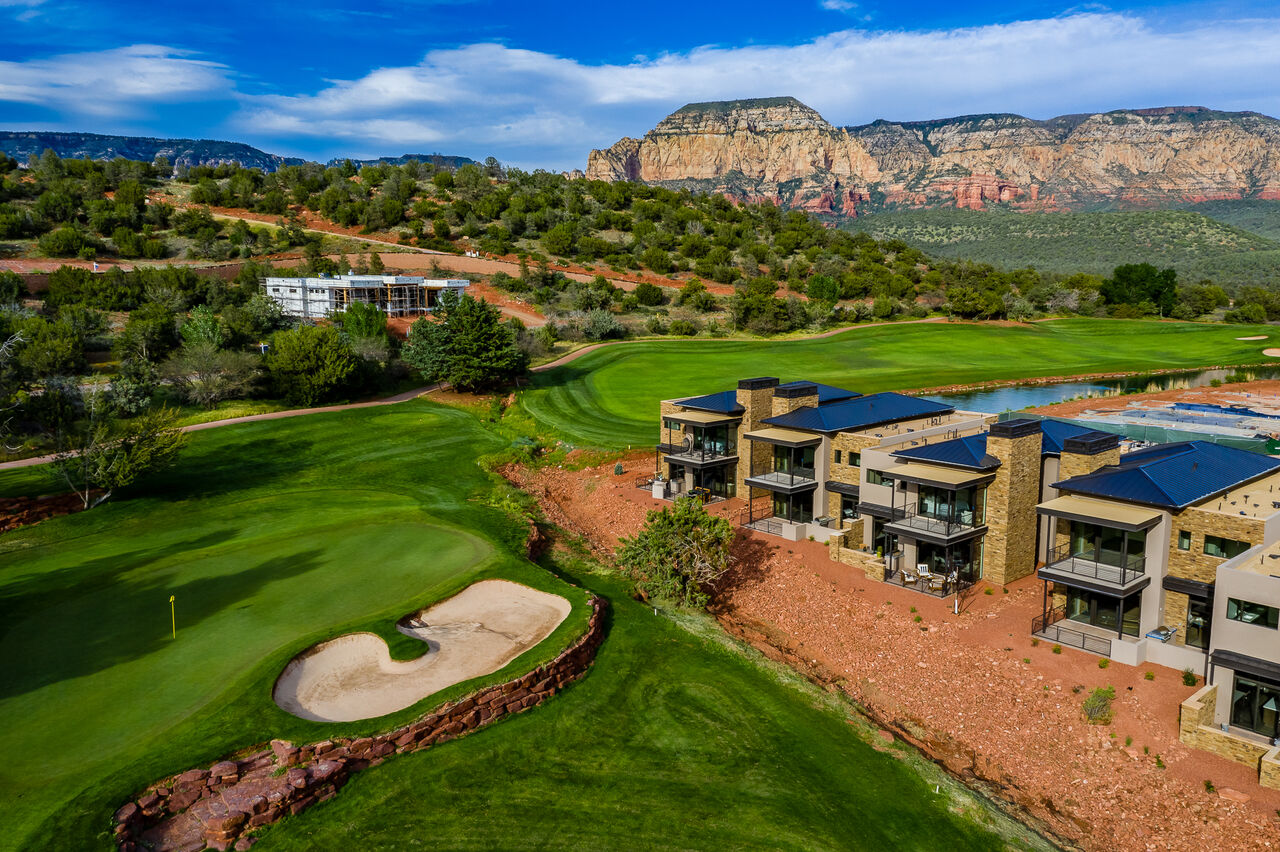 Exclusive Seven Canyons Golf Community