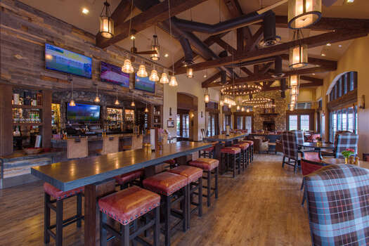 Seven Canyons Clubhouse Gastro-Pub Style Restaurant & Bar