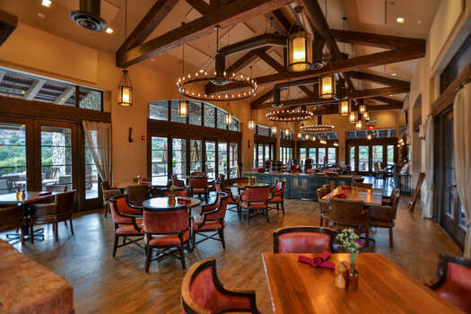 Seven Canyons Clubhouse Restaurant & Bar