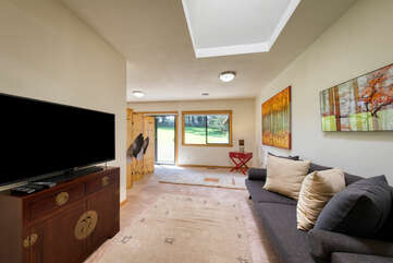 Light tubes throughout home bring in natural light