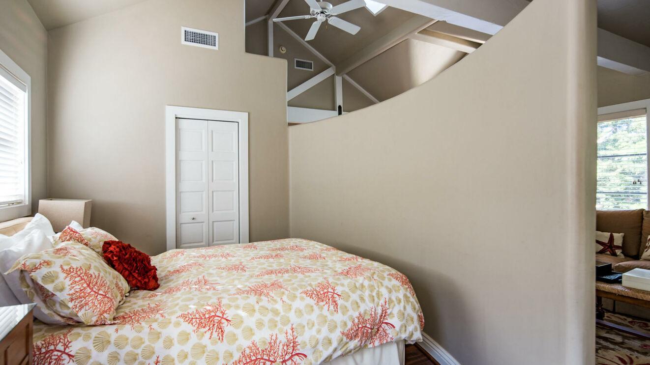 Guest Unit Bedroom