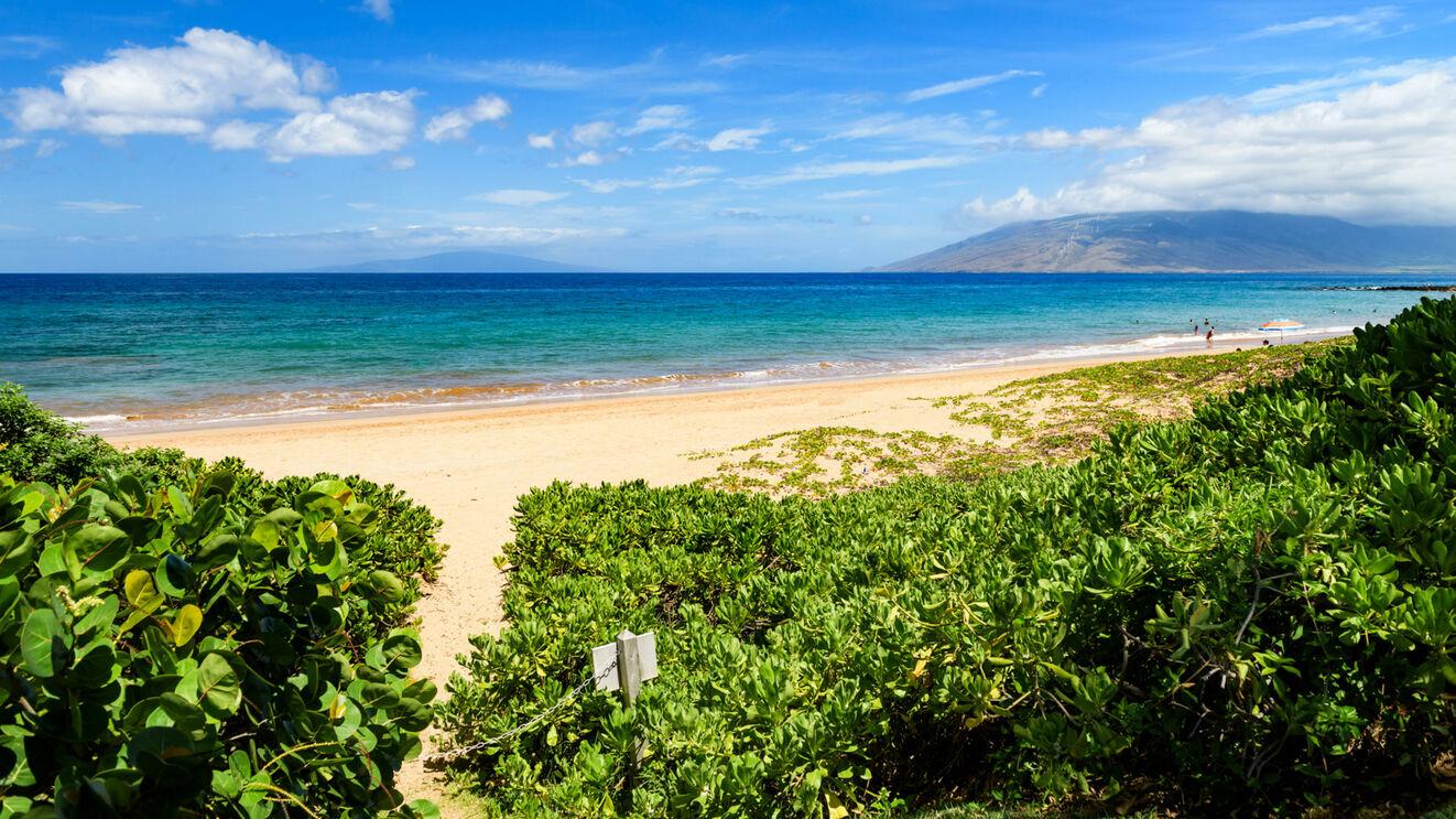 Keawakapu Beach Access