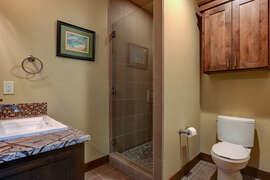 Bedroom 3(2nd Floor) En suite Bathroom