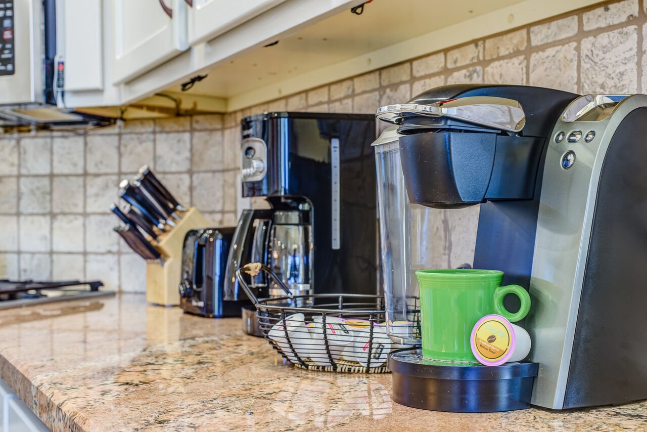Drip and Keurig for the Coffee Lovers