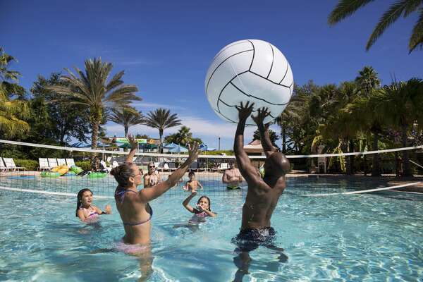 Fun for the whole family at Reunion's Water Park