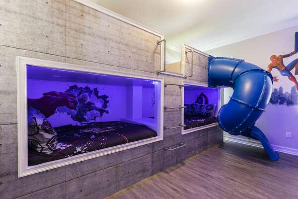 Avengers HQ Suite
