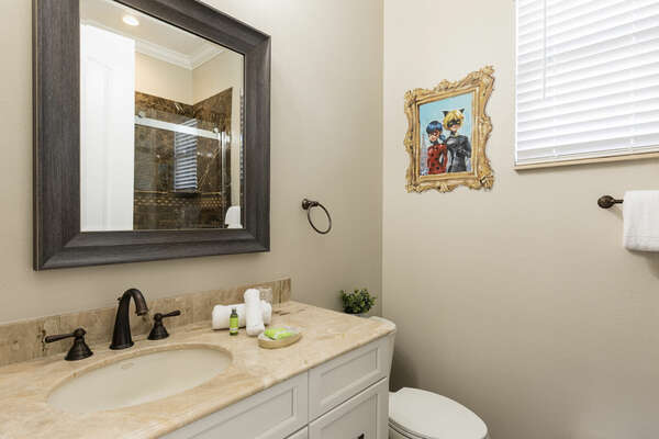 Princess Suite Bath