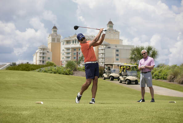 Three Championship Golf Courses (additional fees apply)