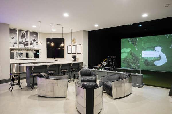 Basement Lounge