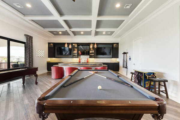 Game Room & Loft