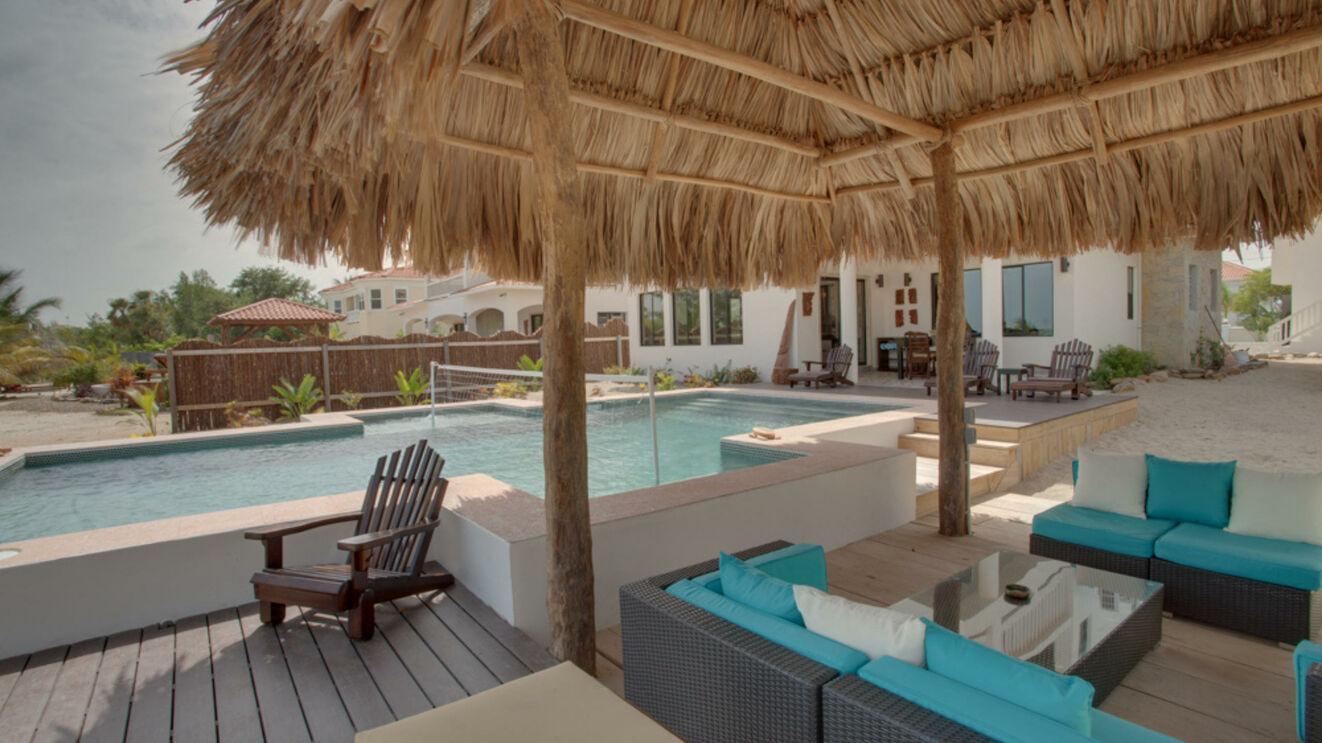 Private Patio & Pool