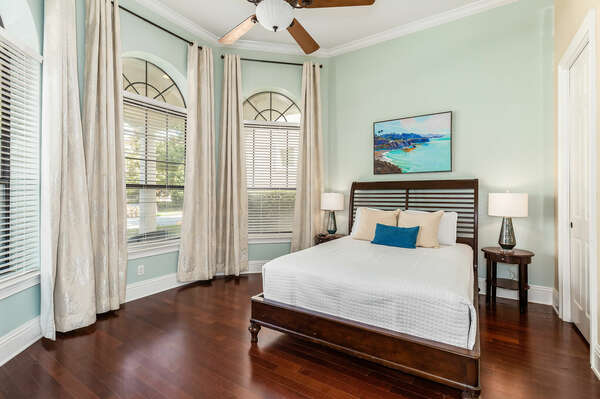 The third master bedroom