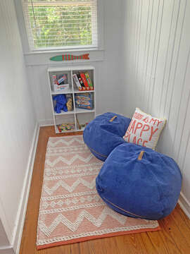 Small Nook with Kids' Toys