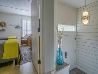 Completely renovated with guest bedroom on second level