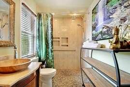 Zen Den Bathroom