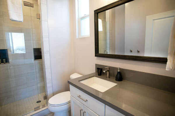 Master En-Suite Bathroom with Walk-In Shower