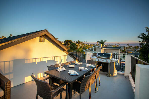 Rooftop Dining & BBQ