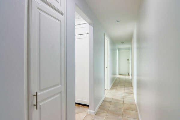 Hallway to Third Floor Bedrooms