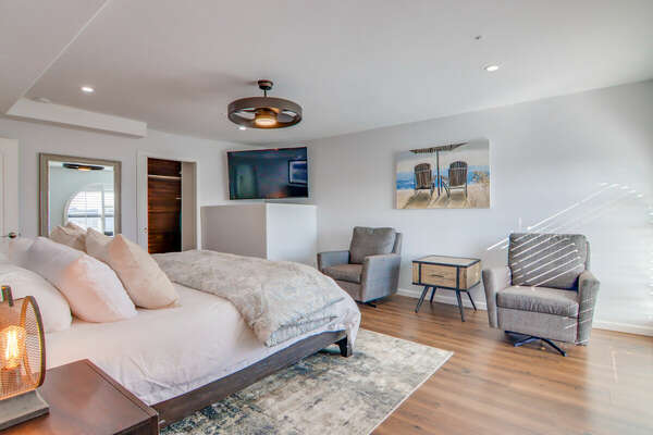 Master Suite, King - Forth Floor