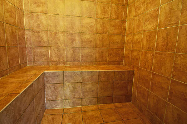 On-site facilities:- Sauna and steam room