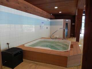 Sapphire Valley Amenities: Indoor Hot Tub & Wet Sauna