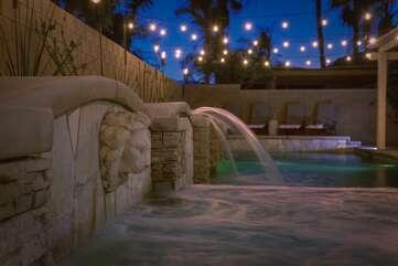 Resort style living all around.