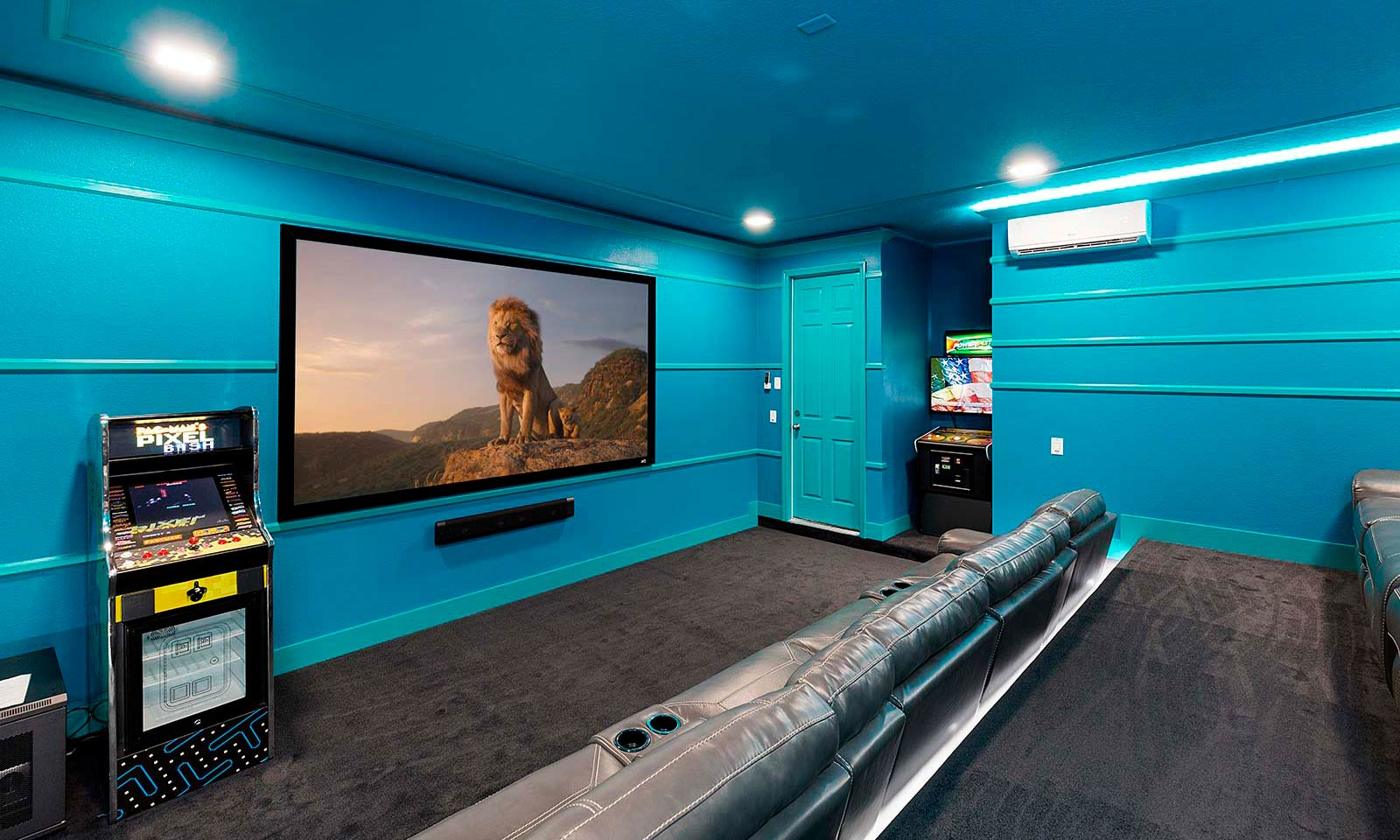 [amenities:Theater-Room:3] Theater Room