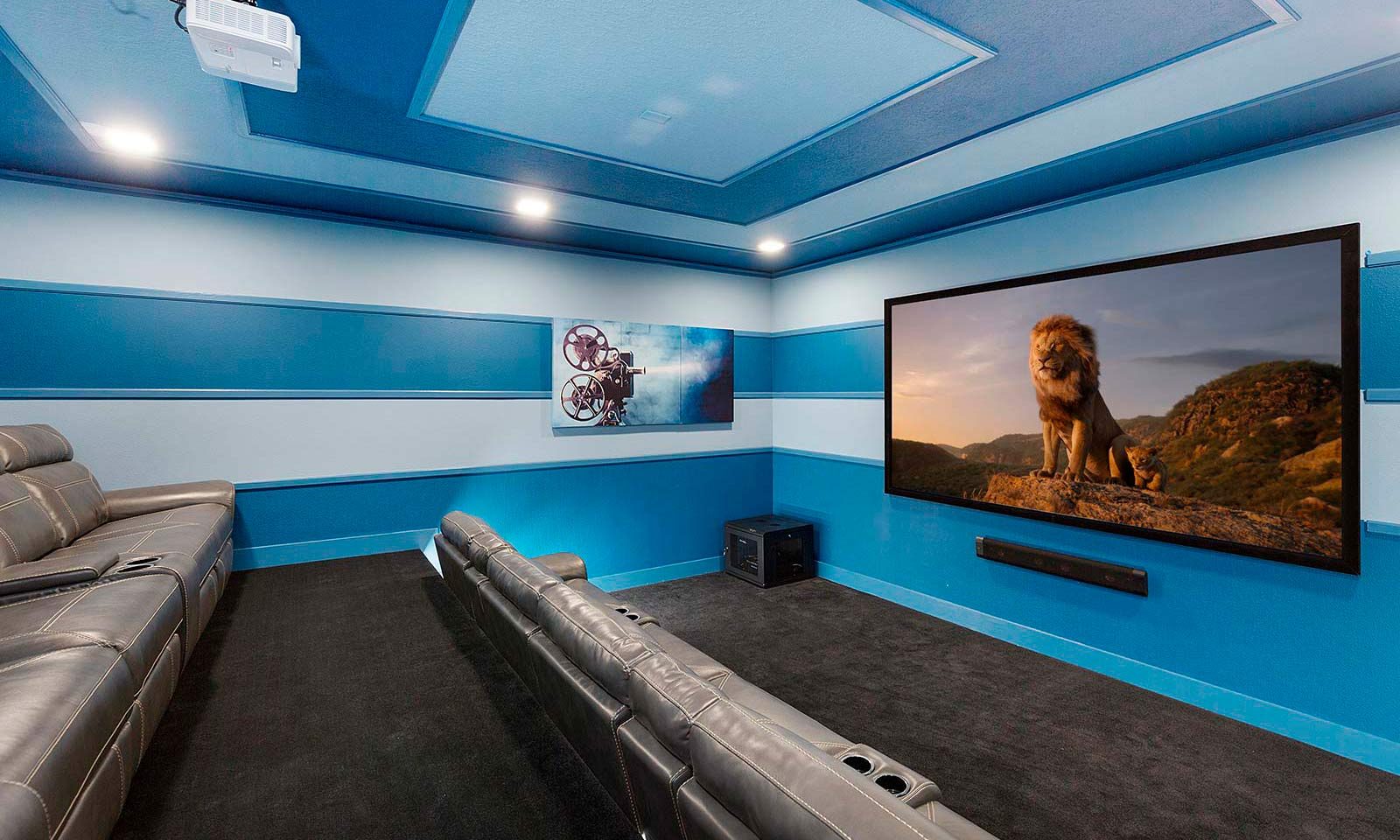 [amenities:Theater-Room:2] Theater Room