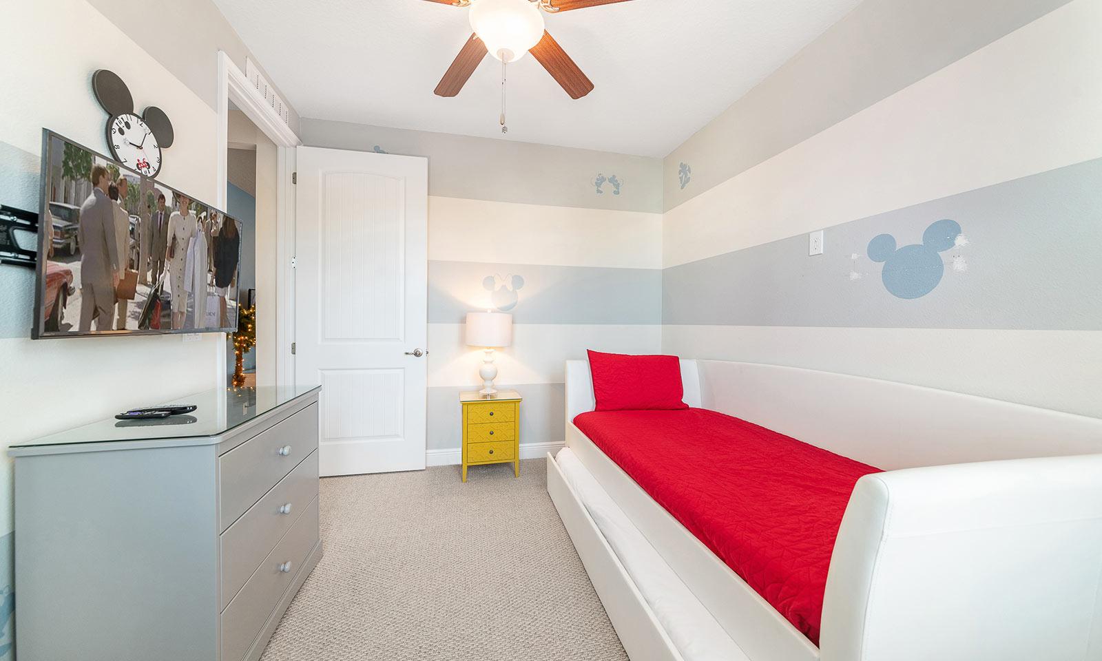 [amenities:children's-bedroom:1] Children's Bedroom