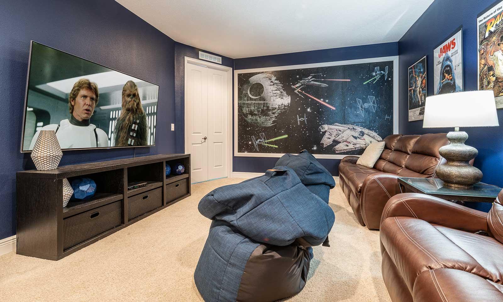 [amenities:loft-tv-area:1] Loft TV Area