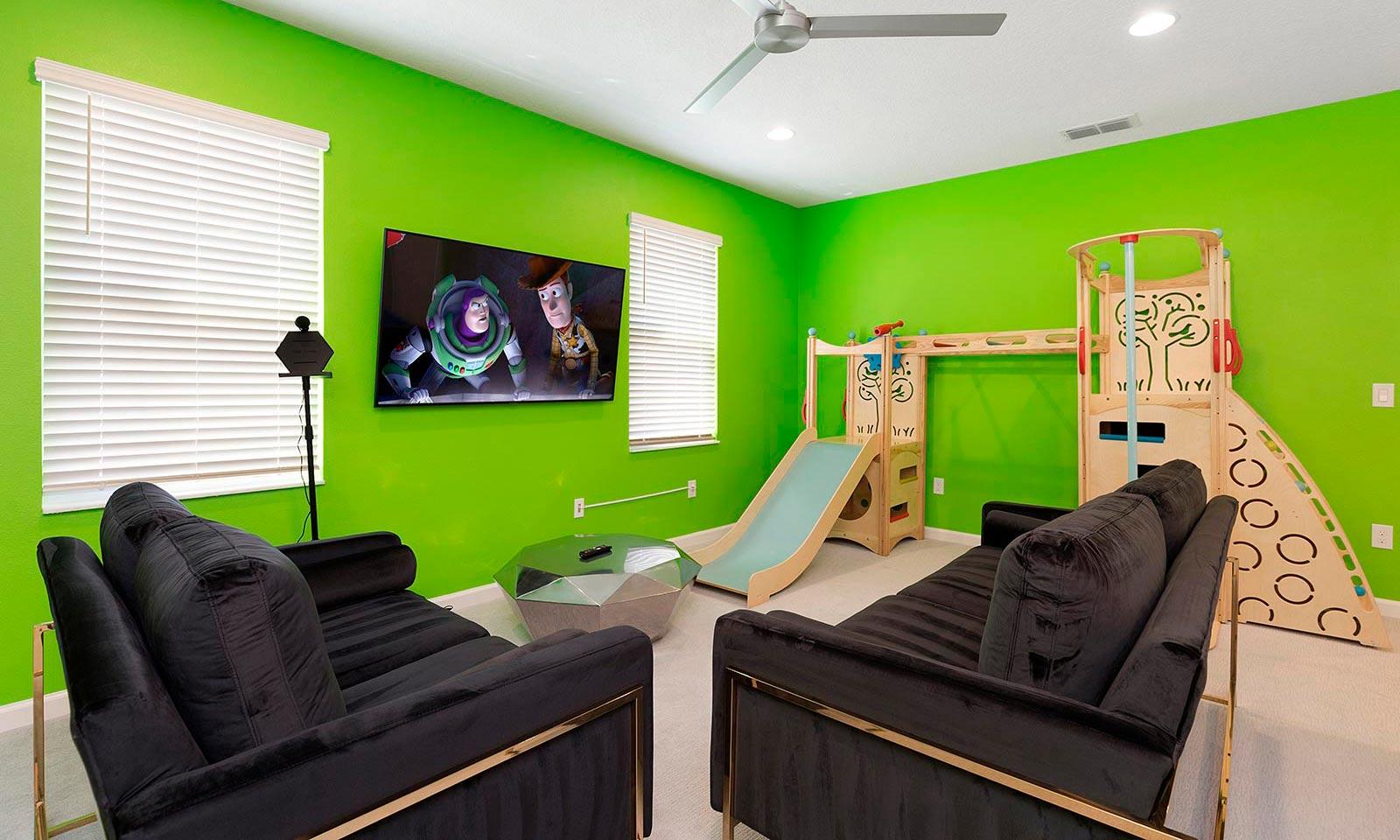 [amenities:Indoor-Playset:2] Indoor Playset