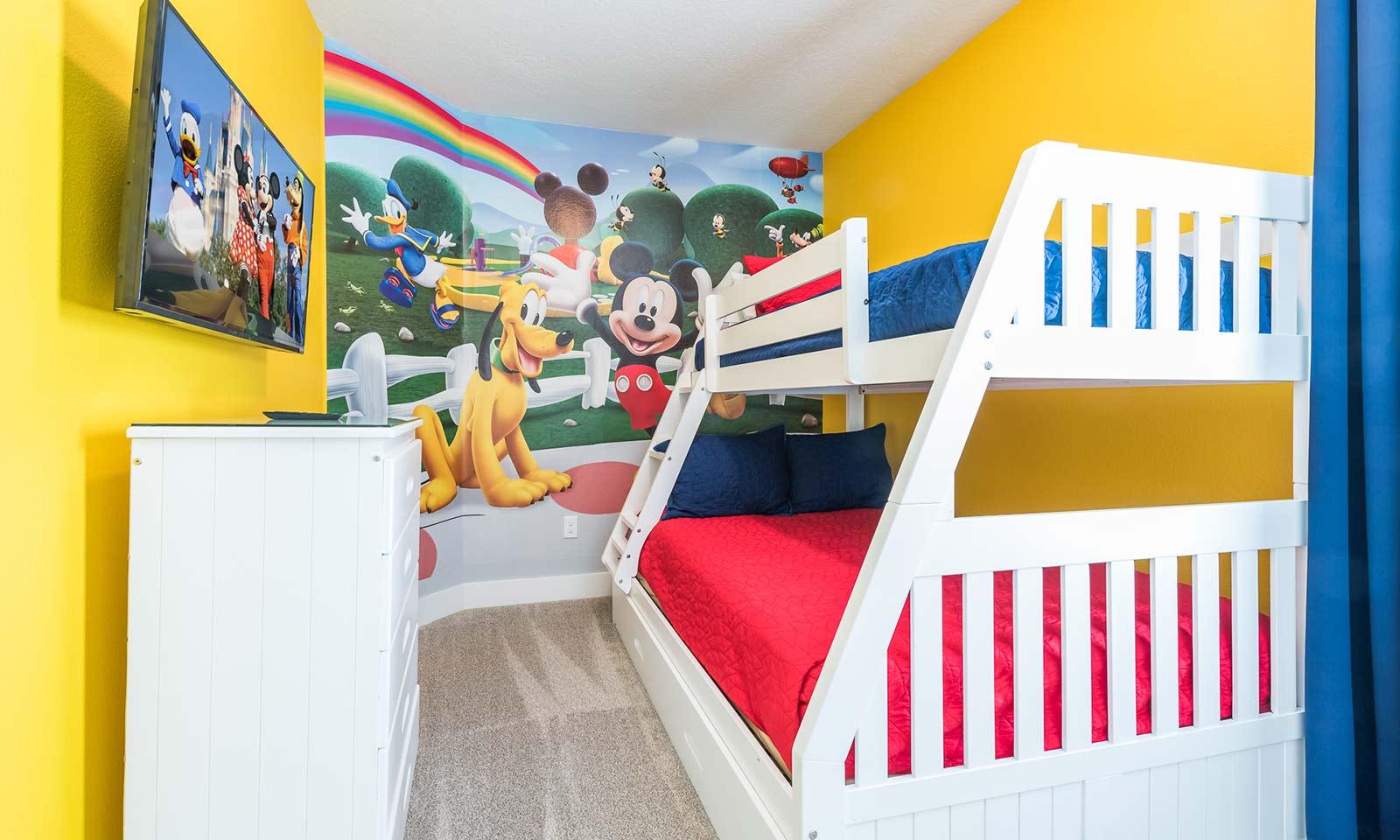 [amenities:Themed-Bedroom:1] Themed Bedroom