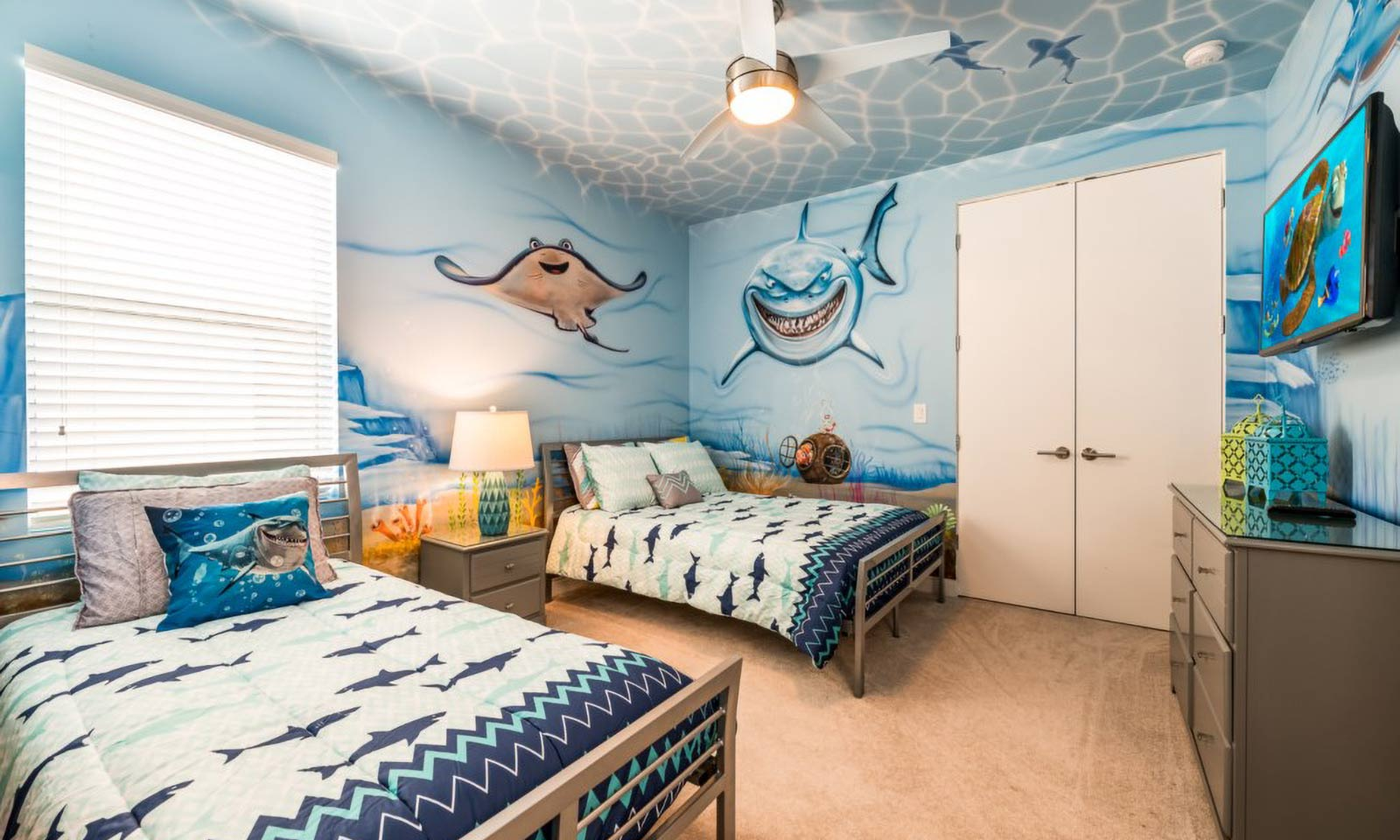 [amenities:Themed-Bedrooms:1] Themed Bedroom
