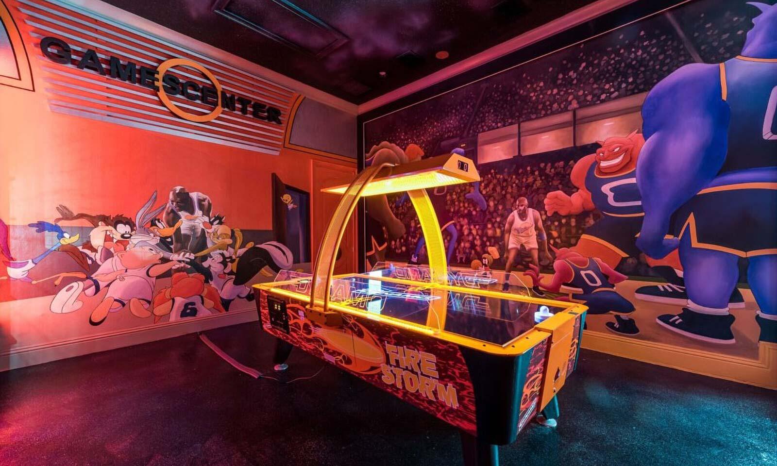 [amenities:Air-Hockey-Table:3] Air Hockey Table
