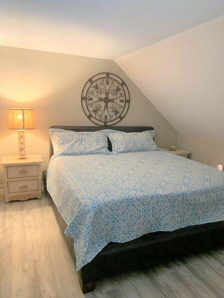 3rd bedroom loft, view 2