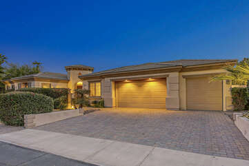 Located in the beautiful, gated community of Montage at Santa Rosa, this location is perfect for evening strolls.