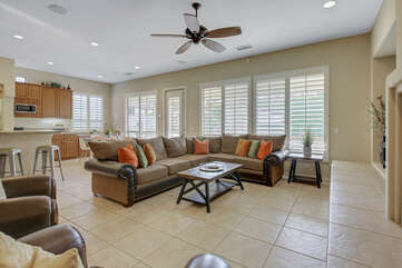 Paradise Palms offers 3,446 square feet of luxury living.