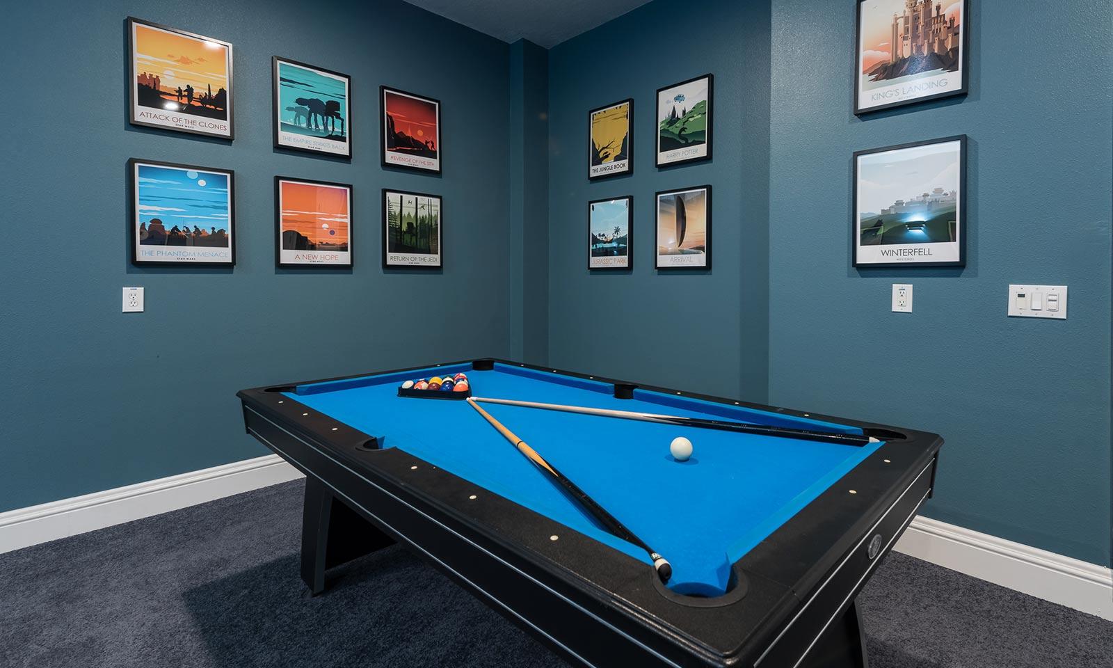 [amenities:Pool-Table:1] Pool Table