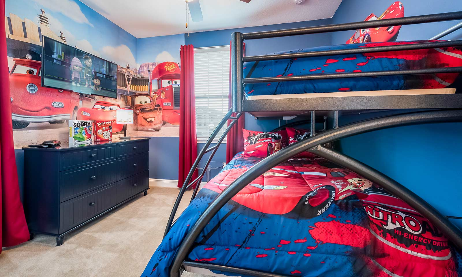 [amenities:themed-bedroom:2] Themed Bedroom