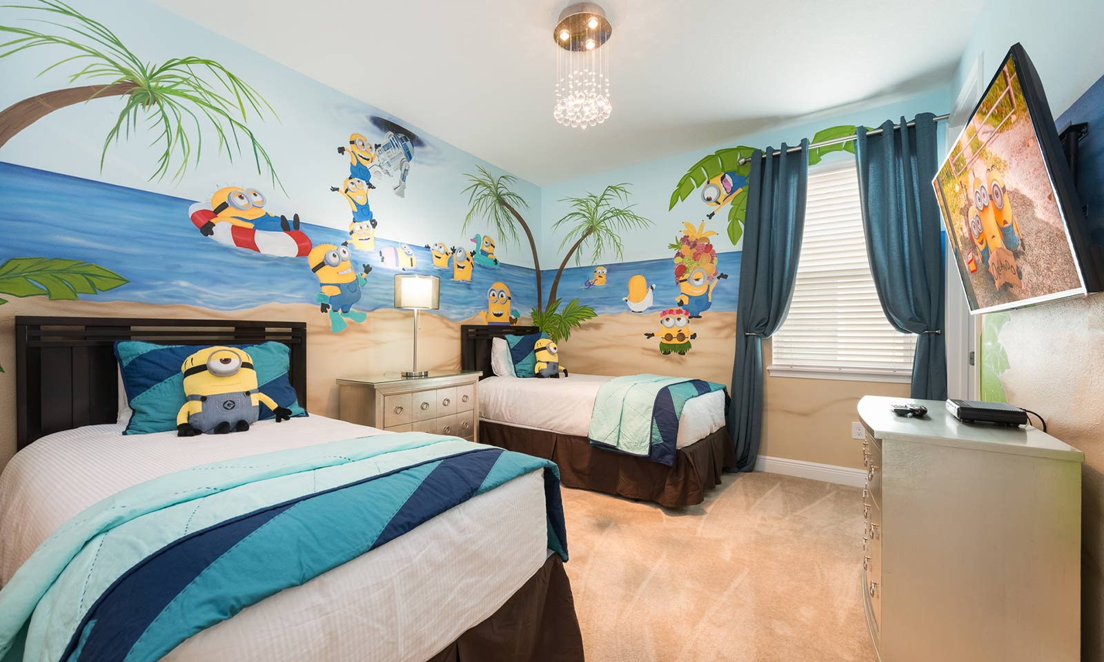 [amenities:themed-bedrooms:3] Themed Bedrooms