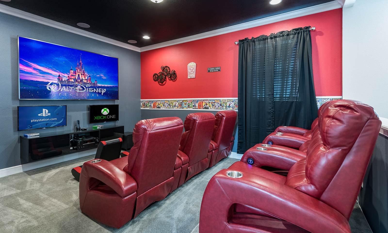 [amenities:loft-theater:3] Loft Theater