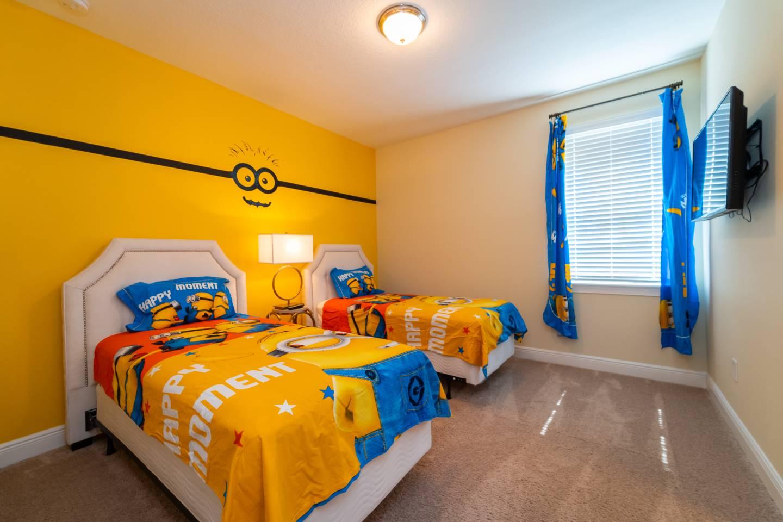 [amenities:childrens-bedrooms:1] Children's Bedrooms