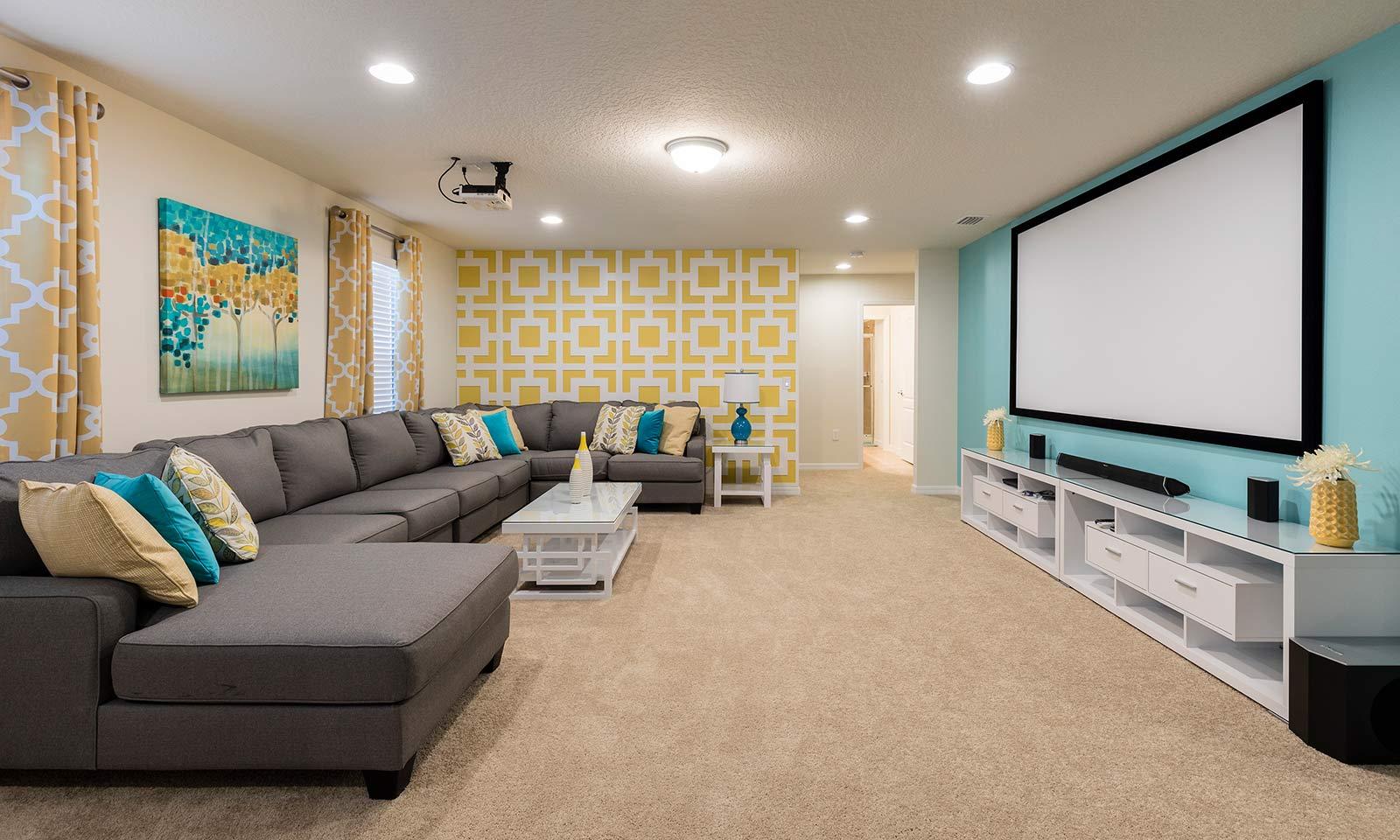 [amenities:loft-theater:2] Loft Theater